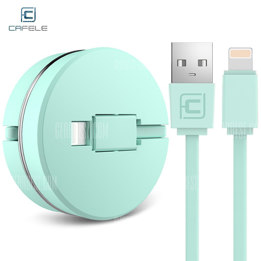 CAFELE USB Cable 8 Pin for iPhone 1M