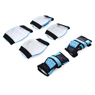 WINMAX 6pcs / Set Knee Elbow Protective Pad