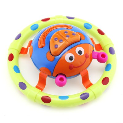 Baby Grasping Musical Toy with Light