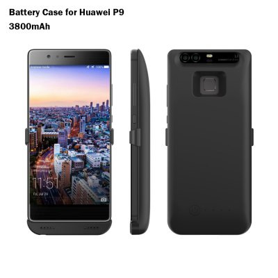 3800mAh Backup Battery Cover for Huawei P9 Plus