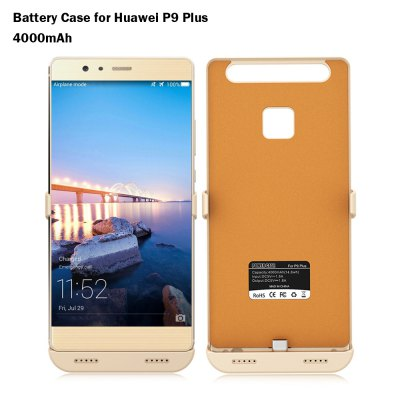 4000mAh Backup Battery Cover for Huawei P9 Plus