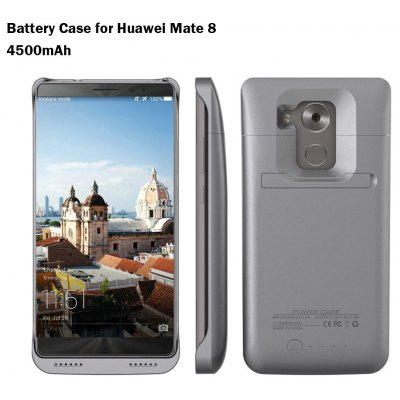 4500mAh Rechargeable Battery Case for Huawei Mate 8