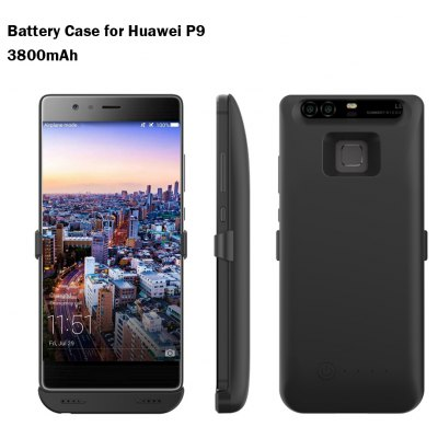 3800mAh Rechargeable Battery Case for Huawei P9