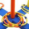WTWY Kids Outdoor Fun Cast Ring Layer Up Ringtoss Toy for sale