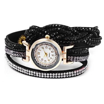 Women Bracelet Quartz Wrist Watch