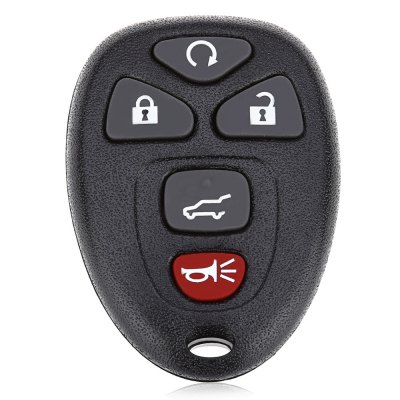 Ignition Remote Control Car Key for Chevrolet