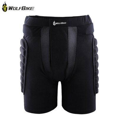 WOLFBIKE BC305 Hip Butt Pad Pant