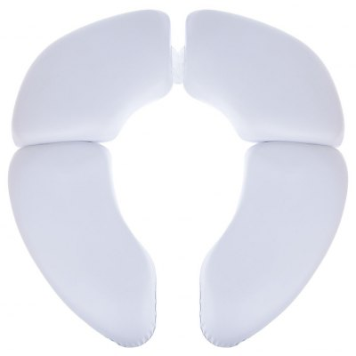 Portable Child Folding Toilet Seat with Accommodating Bag
