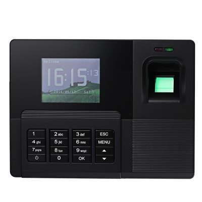 Realand A - C031 Fingerprint Time Attendance Machine Identification Checking Recorder