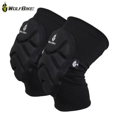 WOLFBIKE BC314 Paired Extreme Sport Knee Protector Pad