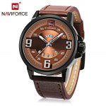 Naviforce 9086 Men Quartz Watch