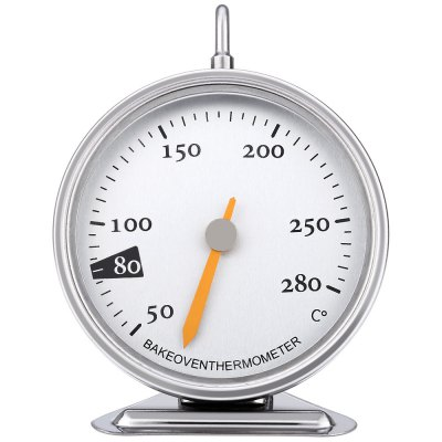 Mechanical Baking Oven Thermometer 50 - 280 Degree Celsius