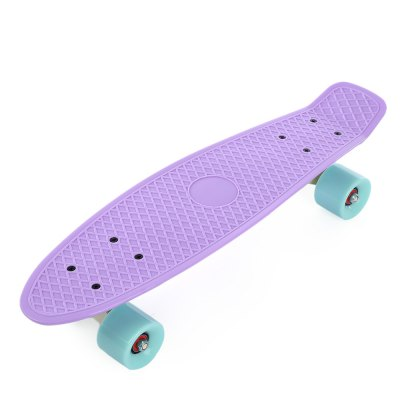 22 inch Four-wheel Mini Fish Street Long Skateboard