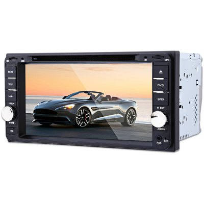 7 inch Car DVD 12V Player GPS Navigation Function