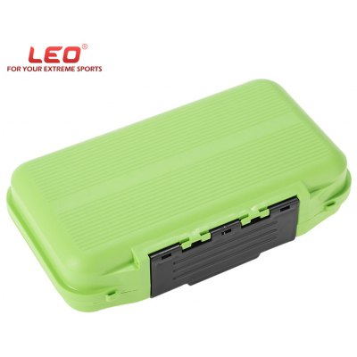 LEO Water Resistant Space-saving Multifunctional Fishing Box