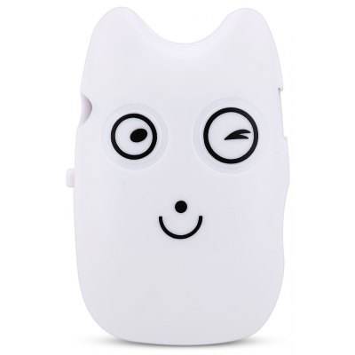 Cartoon Pattern Portable MP3 Player with Micro Slot