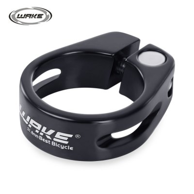 WAKE 31.8MM Bicycle Quick Release Seat Post Clamp Tube Clip