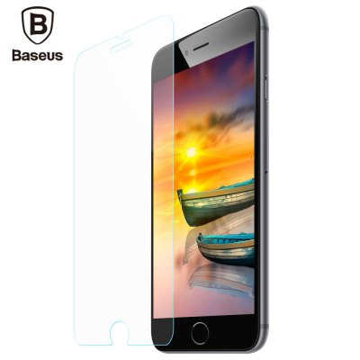 Baseus 9H 0.3mm Tempered Glass Shatterproof Non Full Screen Protective Film for iPhone 7 4.7 inch
