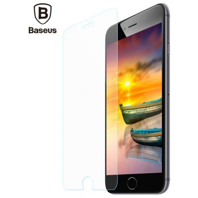 Baseus 9H 0.2mm Tempered Glass Shatterproof Non Full Screen Protective Film for iPhone 7 4.7 inch