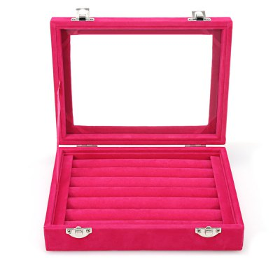 Lint Jewelry Earring Necklace Watch Storage Case OrganizerWatch Accessories<br>Lint Jewelry Earring Necklace Watch Storage Case Organizer<br><br>Material: Lint<br>Product weight: 0.322 kg<br>Package weight: 0.343 kg<br>Product Size(L x W x H): 20.00 x 15.00 x 5.00 cm / 7.87 x 5.91 x 1.97 inches<br>Package Size(L x W x H): 21.00 x 16.00 x 6.00 cm / 8.27 x 6.3 x 2.36 inches<br>Package Contents: 1 x Lint Jewelry Earring Necklace Watch Display Box