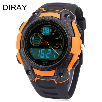 DIRAY DR - 327AD Children Dual Movt Watch