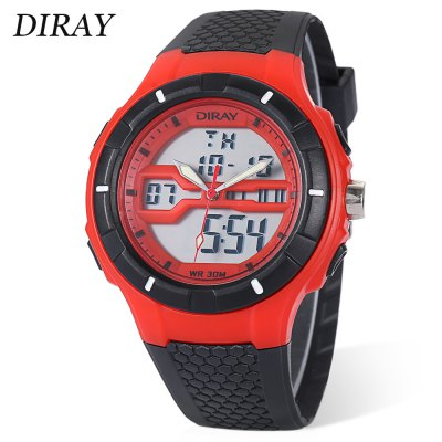 DIRAY DR - 333AD Children Dual Movt Watch