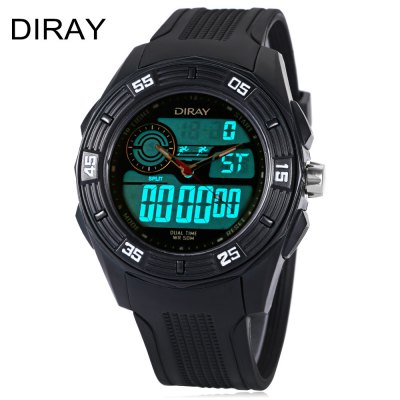 DIRAY DR - 301AD Children Dual Movt Watch