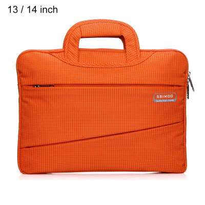 SSIMOO 2 in 1 Business Style Sleeve for MacBook 13 / 14 inch
