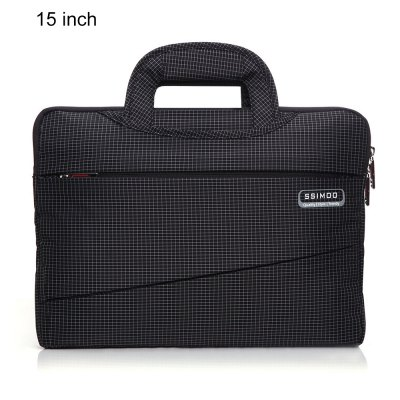 SSIMOO 2 in 1 Business Style Sleeve for MacBook 15 inch