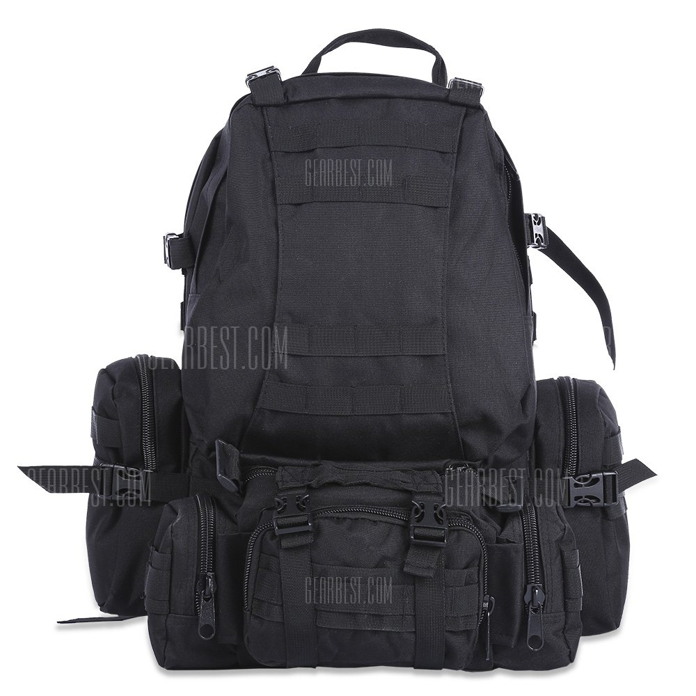 50L Outdoor Molle Multifunctional Backpack