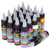 cheap Solong 1 Set 21 Colors 30ml Bottle Complete Tattoo Pigments