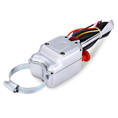 Street Hot Rod Turn Signal Chrome Switch for Ford / Buick