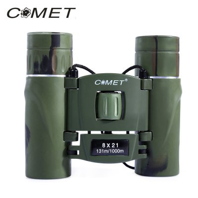 Comet AX - 821 8 x 21 Portable Telescope for Outdoor Activity