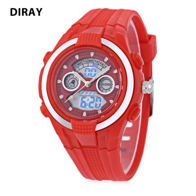 DIRAY DR - 211AD Children Dual Movt Watch