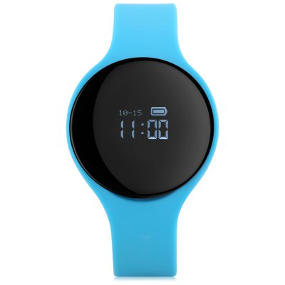 H8 Bluetooth 4.0 Sports Smart WatchSmart Watches<br>H8 Bluetooth 4.0 Sports Smart Watch<br><br>Bluetooth version: Bluetooth 4.0<br>People: Unisex table<br>Screen: Yes<br>Screen type: OLED<br>Compatible OS: Android,IOS<br>Compatability: Android 4.3 / iOS 7.0 and above system<br>Language: English<br>Battery Type: Lithium polymer battery<br>Battery Capacity: 50mAh<br>Functions: Alarm Clock,Call reminder,Calories burned measuring,Camera remote control,Date,Distance recording,Pedometer,Sedentary reminder,Sitting posture reminder,Sleep management,Time<br>Shape of the dial: Round<br>Case material: PC<br>Band material: TPU<br>Product weight: 0.024 kg<br>Package weight: 0.081 kg<br>Product size (L x W x H): 26.00 x 4.00 x 1.00 cm / 10.24 x 1.57 x 0.39 inches<br>Package size (L x W x H): 18.00 x 8.50 x 3.50 cm / 7.09 x 3.35 x 1.38 inches<br>Package Contents: 1 x Bracelet, 1 x Charging Cable, 1 x Ring, 1 x Chinese and English Manual
