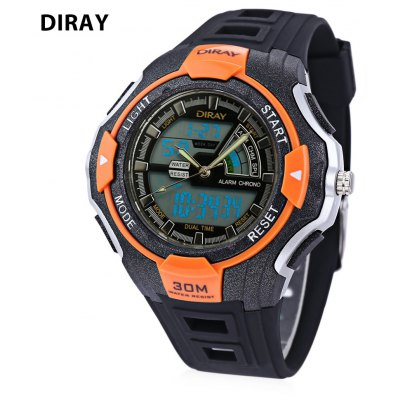 DIRAY DR - 320AD Children Dual Movt Watch