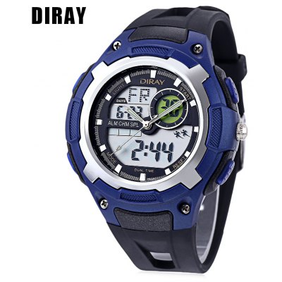 DIRAY DR - 323AD Children Dual Movt Watch