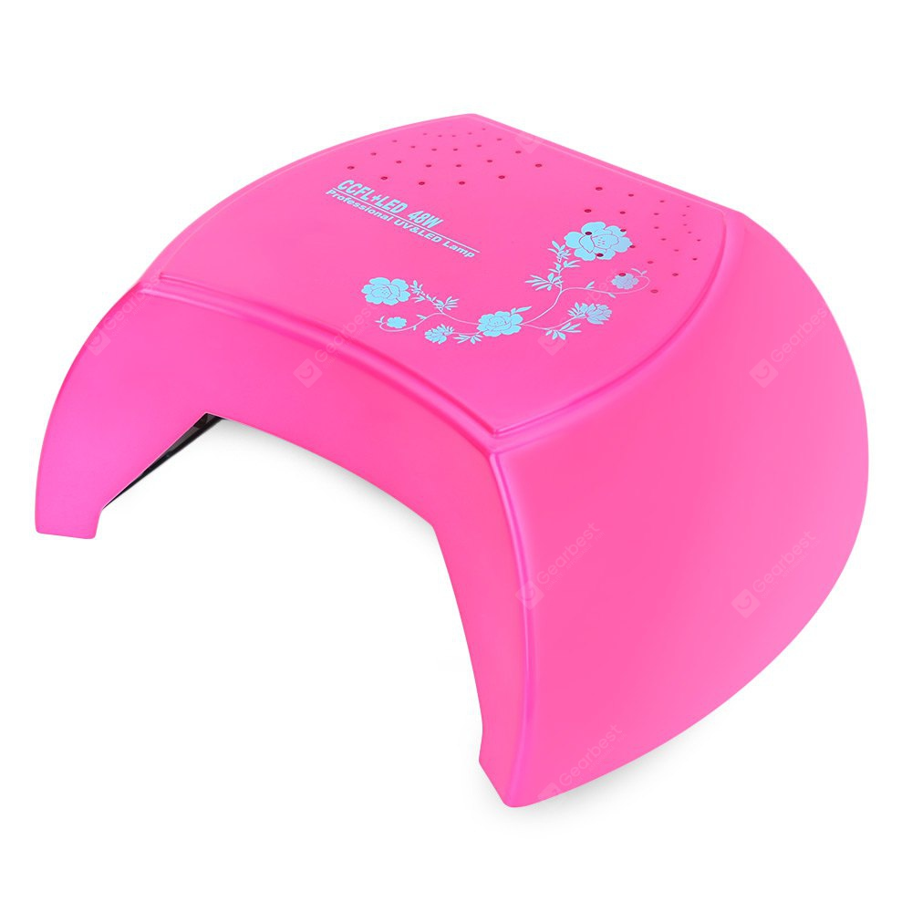48W LED-CCFL Infrared Automatic Induction Nail Gel Lamp