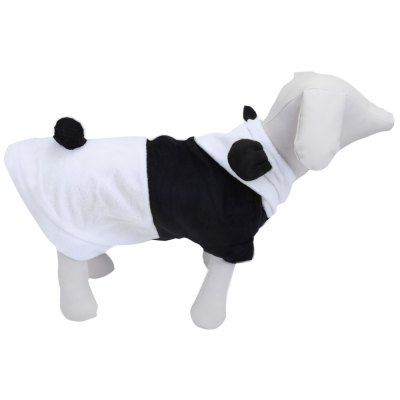 Pet Dog Costume Clothing Panda Clothes