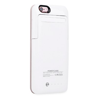 3500mAh Rechargeable Battery Flip Case for iPhone 6 / 6S