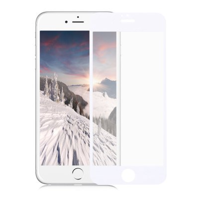 9H 3D Tempered Glass Anti blue Purple Light Shatterproof Screen Protective Film for iPhone 6