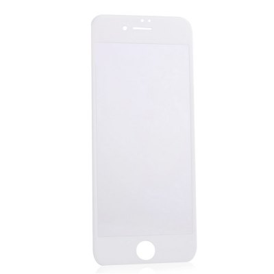 9H Carbon Fiber Toughened Glass Film for iPhone 7