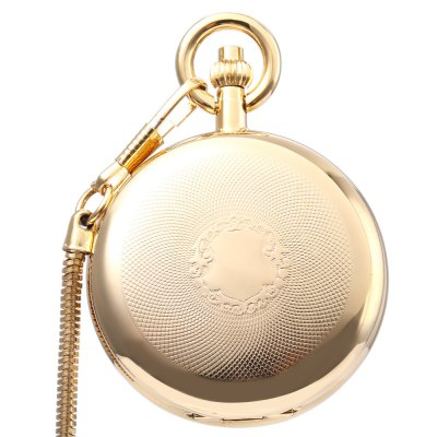 PC64 Antique Mechanical Hand Wind Pocket Watch