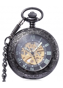 PC8 Antique Mechanical Hand Wind Fob Watch