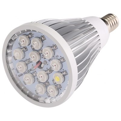E14 AC 85 - 265V 12W LED Grow Light