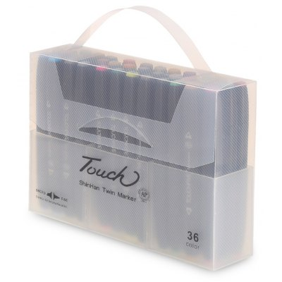 TOUCH FIVE 36 Colors Double Head Available Marker Pen Kit