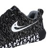 Mesh Lace Up Male Running Shoes photo