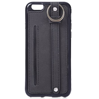 PC Ring Buckle Anti-resistance Case for iPhone 6 / 6S