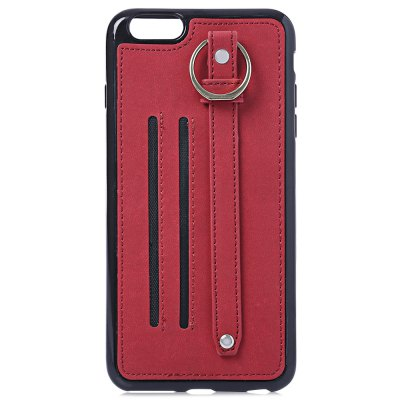 PC Ring Buckle Anti-resistance Case for iPhone 6 Plus / 6S Plus