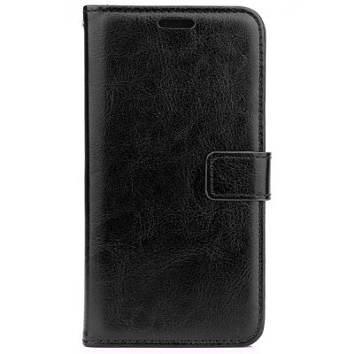 Crazy Horse Series PU Leather Wallet Case for Samsung J5 2015